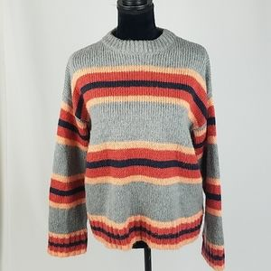 Urban Outfitters women M boxy crew neck sweater